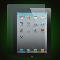 Anti Glare Screen Protectors For iPad 2/3 From Manufacturer