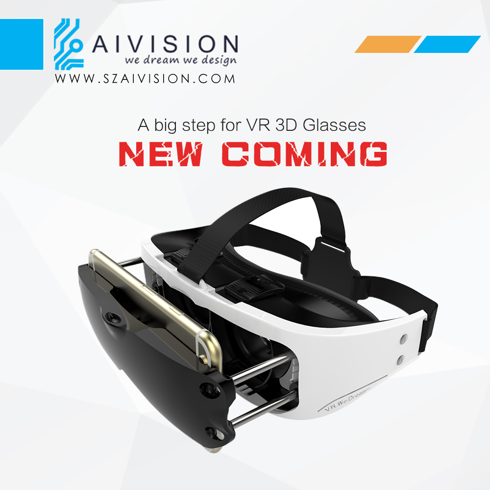 wholesale 3d adult 3d video glasses virtual reality