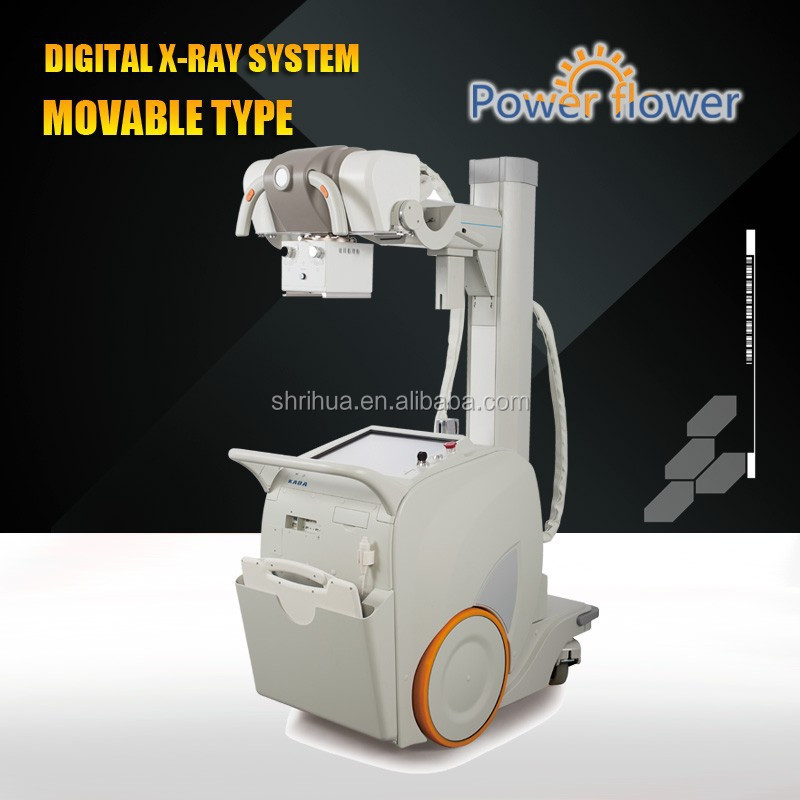Manufactures with OEM new type mobile DR system CE ISO mobile x-ray machine