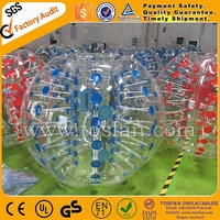Outdoor Sports Entertainment Football Inflatable Body