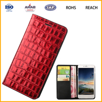China supplier flip wallet leather case for samsung galaxy core 2