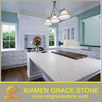Best Selling Pure White Quartz Countertop Wholesale
