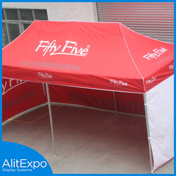 Model 3x3 folding tent canopy /metal pop up tent/folding canopy shelter shelter,easy up tent,custom logo printed canopy tent
