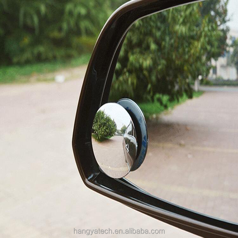 Factory Price HD 360 Degree Wide Angle Round Convex Car Vehicle Mirror Blind Spot Auto Rear View Parking Mirror For All Car