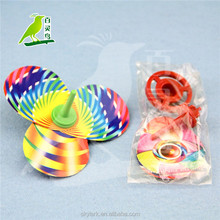 new colorful funny top spinning top