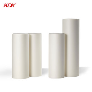 KDX 23 micron hot laminating thermal film bopp jumbo roll price