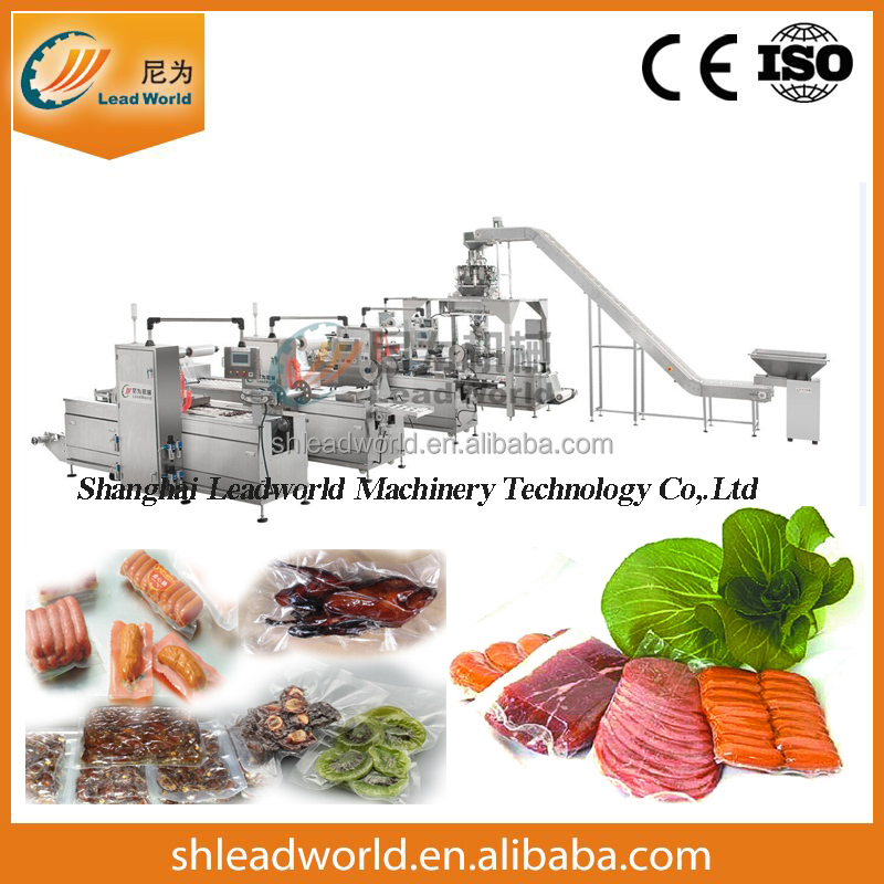 High quality thermoforming vacuum machine for Pie or pizza