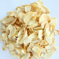 Quality EU Standard dehydrated natural garlic flakes with 2014 crop