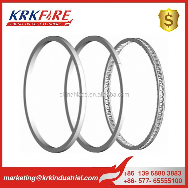 Mazda 323 B3 Engine Parts Piston Ring OK8Y0-11-SCO SWK30-024 71*1.2*1.5*3 STD +0.25 +0.5