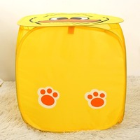 Pop Up Yellow Duck Laundry Hamper