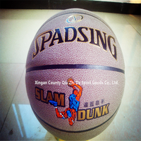 Manufacturers custom-made leather basketball
