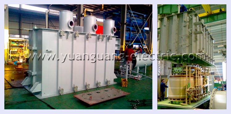 220KV high voltage oil power transformer insulation power transformer
