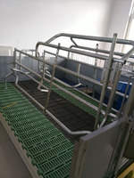 Sow farrowing cage/nursery bed for pig farm