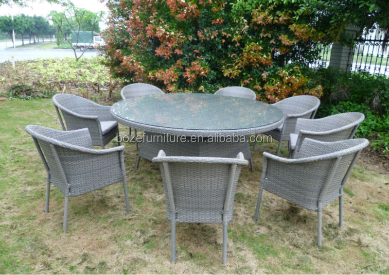 High quality hot sales stackable rattan chair garden wicker dining chair