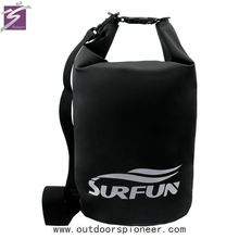 Heavy duty Premium Durable Waterproof Dry Bag with Shoulder Strap & Roll Top Closure System