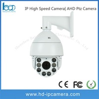 Ir 150m Outdoor Hd Cmos Dome Waterproof 2mp P2p Onvif 20x auto tracking optical Zoom High Speed Network Ptz Camera