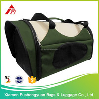 good quality new 600D polyester dog carrier bag / pet cage
