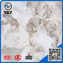 Decoration Wallpaper PVC not Self Adhesive Foil furniture Marble Film