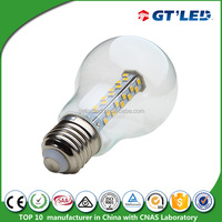 New Design 7w 9w 11w base E14 B22 E27 LED light bulbs with patent