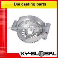 Custom steel investment aluminum die casting part