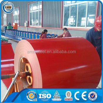 Specialized Steel Company Exporting Prepainted steel Coil