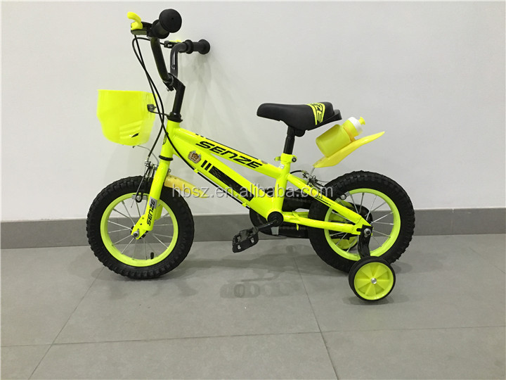 "children bicycle 14"" inch kids bike Factory direct supply children bike 2016 China cycle fair top quality"