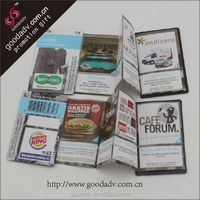 custom Fold Magnetic Contacts Magnetic phone book