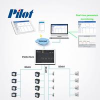 PILOT PMAC3624 Ethernet Web Service Power Monitoring System