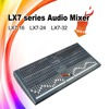 LX7-24 Professional Stereo Audio Mixer