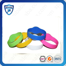 100% quality control cheap price wristband rfid active tag