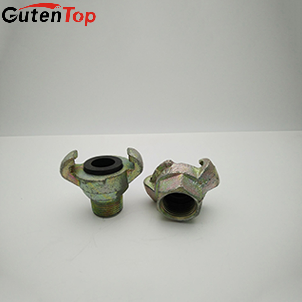 GutenTop Universal air coupling European type, Air hose coupling,Compressor claw couplings 1/2""