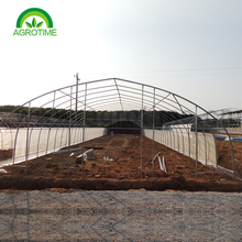 200 micron film hoop house/green house from China manufacturer