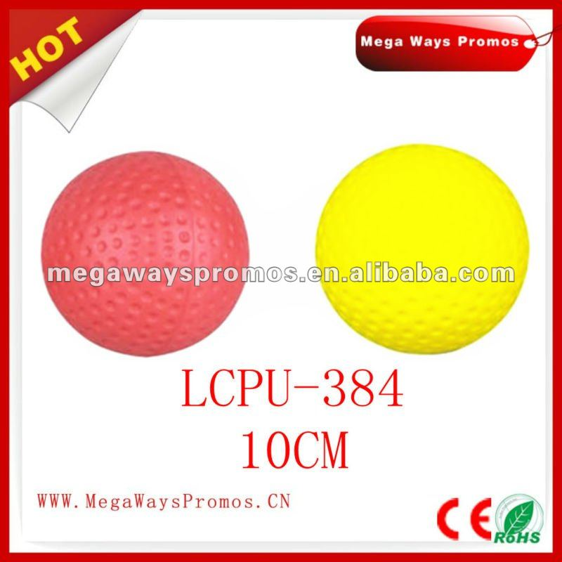 PU Anti-Stress Golf Ball