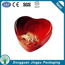 Romantic Luxury Heart Shaped Chocolate Box& Wedding Invitation Chocolate Packaging