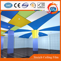 2015 latest 15-year warranty anti-scratch ceiling designs for shopping mall