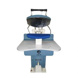 LJ Automatic industrial steam iron press machine