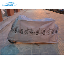 convenient waterproof bicycle cover