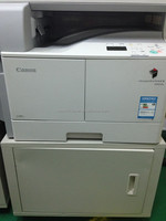 One door mobile copier cabinet for Canon copier machine