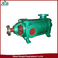 ZHONGDA MD Type Mining Centrifugal High Pressure Submersible Water Pump