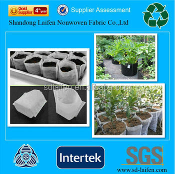 non woven fabric grow bags nursery garden pots