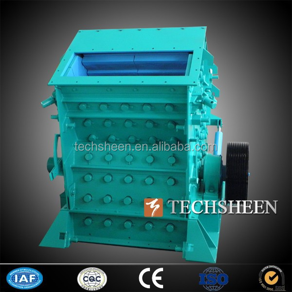 Advanced Design Easy Clean Brittle Stone Impact Crusher