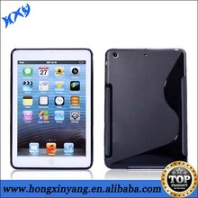 tpu s line case for ipad mini ,for ipad mini tpu s line case