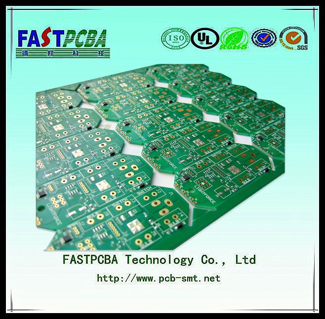 PCB assembly manufacturer and stm32f103rbt6 development print circuit board