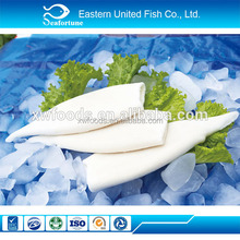 Great service and price chemical treated squid tubes for global market