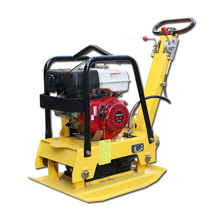 VOTE VTP-30A 155 KG 8.2 HP Reversible VibratingPlate Compactor for Sale