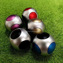 Anti Stress Toy Football Fidget Spinner Mini Circle Hand Spinner Transformable