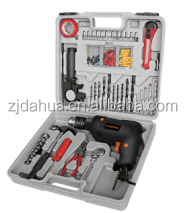 mechanics tool kit set with 120 pcs inside