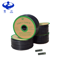 Kinds of crops used water and fertilizer saving agriculture drip irrigation tape