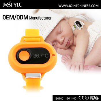 J-style New health product Thermometer Type bluetooth baby Thermometer monitor