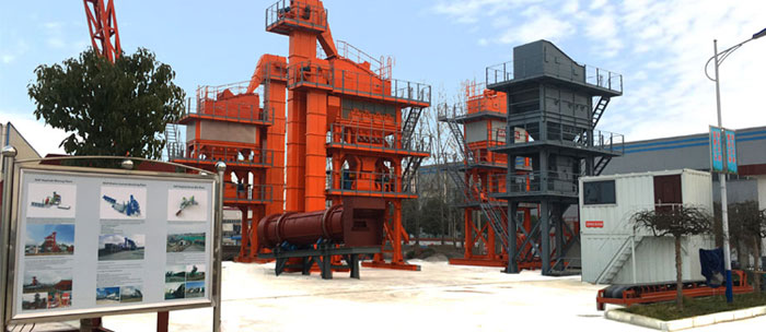 China manufacturer 4t/h asphalt melting machine, bitumen melting equipment